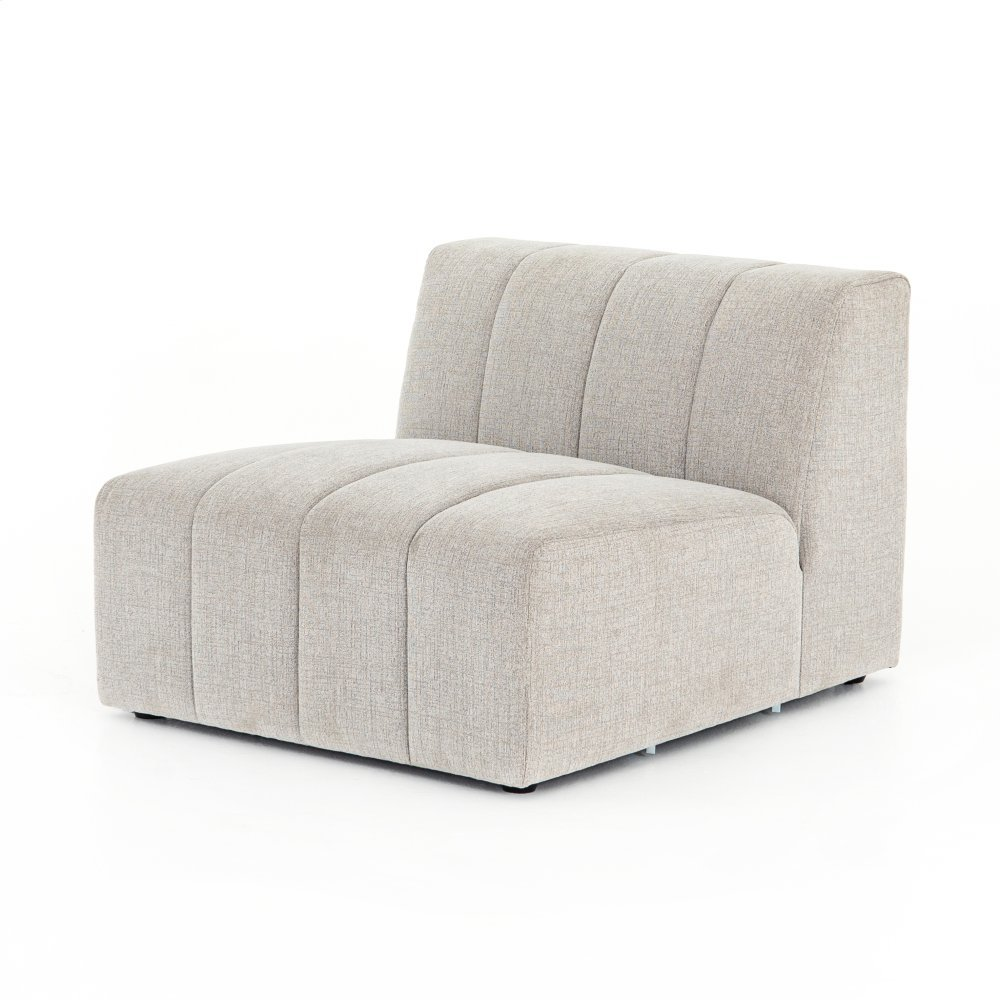 Armless Piece Configuration Langham Channelled Sectional Pieces