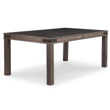 Chattanooga Leg Table 42x60+2-12