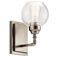 Niles 1 Light Wall Sconce Antique Pewter