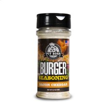 Bacon Cheddar Burger Seasoning