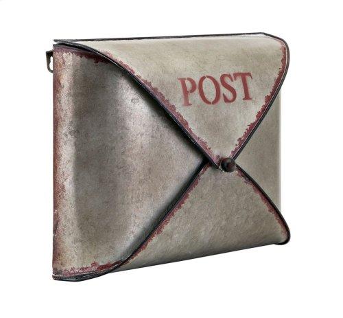 Hanley Galvanized Mail Organizer