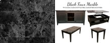 3 Pack - Cocktail Table & Two End Tables