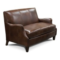 Leather Lyle Settee 84384AL Product Image