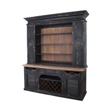 Prince Cabinet W / Reclaimed Wood;