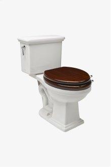 Universal Low Gloss Mahogany Round Watercloset Seat STYLE: UNWC23