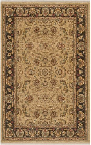 Toscano Brown Rectangle 10ft X 14ft