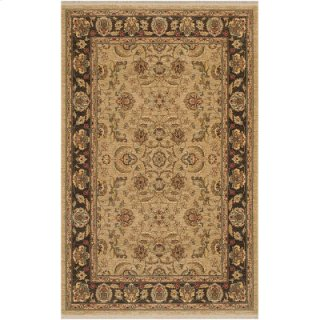 Toscano Brown Rectangle 4ft 3in X 6ft