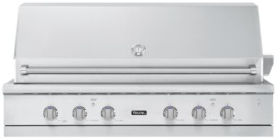 "54"" Ultra-Premium Gas Grill with TruSear™ Infrared Burner, Natural Gas"