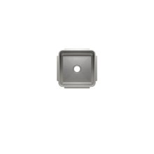 "Classic 003219 - undermount stainless steel Bar sink , 12"" × 12"" × 7"""