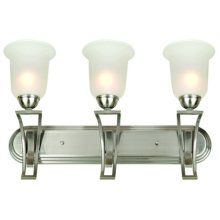 Cloud's Rest Collection Three-Light Incandescent B