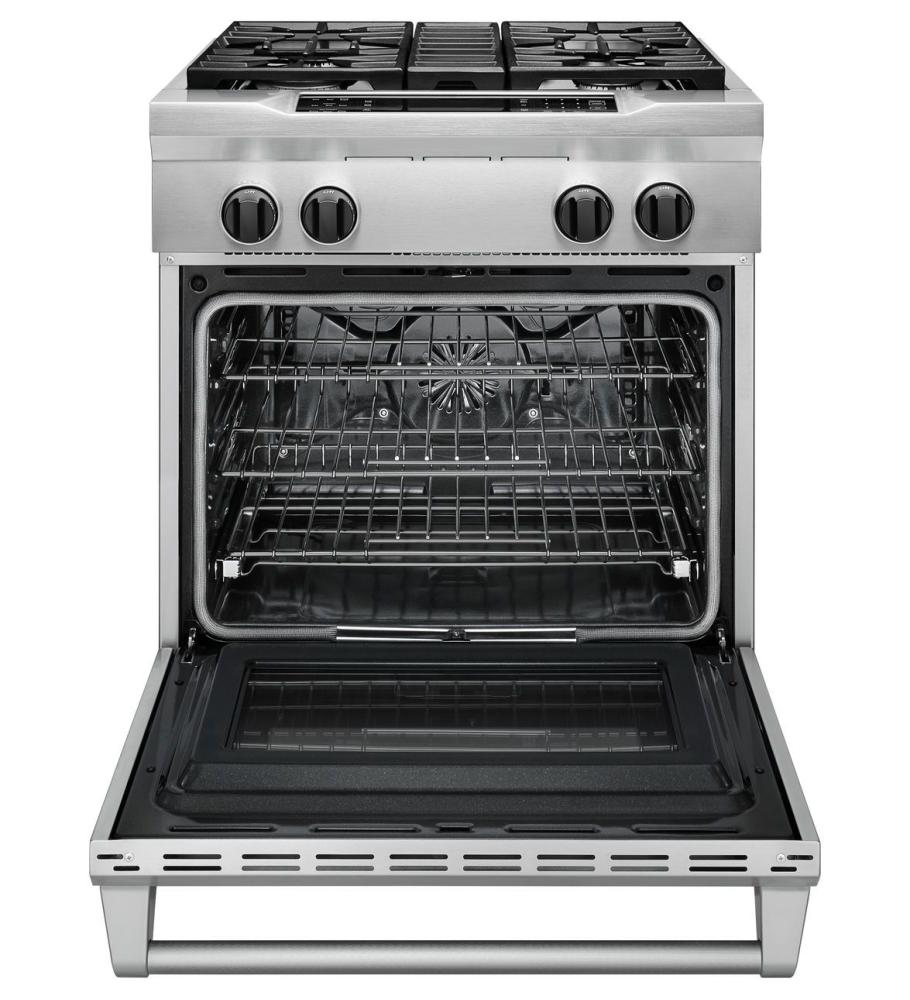 Kitchenaid canada model kdrs407vss caplan 39 s appliances toronto ontario canada - Kitchenaid inch dual fuel range ...