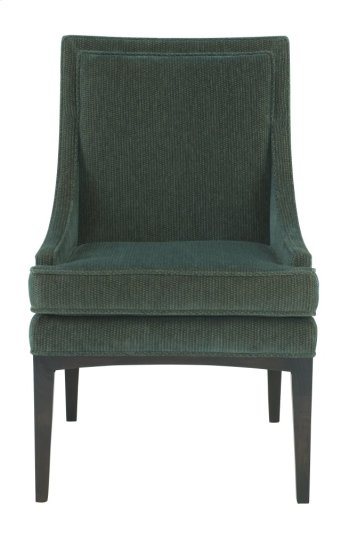 Mya Upholstered Chair in Cocoa Product Image
