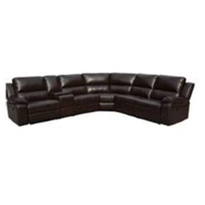 6pc Power Sectional