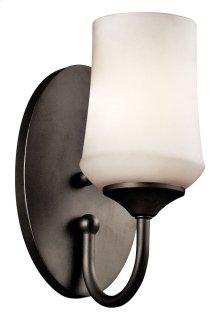 Aubrey 1 Light Wall Sconce Olde Bronze®