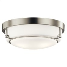 Belmont Collection Belmont 3 Light Flush Mount NI