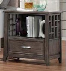 Modesto 1 Drawer Nightstand