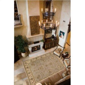 Legend Ld02 Gry Rectangle Rug 9'9'' X 13'9''