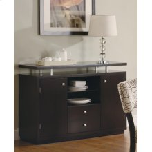 Libby Transitional Cappuccino Server