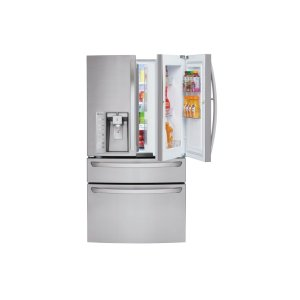 30 cu. ft. French Door Refrigerator - STAINLESS STEEL