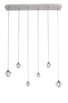 Harmony 6-Light LED Pendant