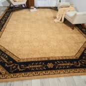 Vallencierre Va35 Bgebk Rectangle Rug 9'9'' X 13'9''