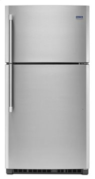 33-inch Wide Top Freezer Refrigerator with PowerCold® Feature - 21 cu. ft.