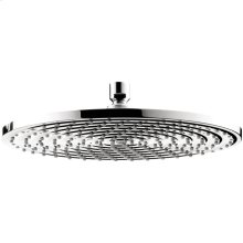 Chrome Showerhead 300 1-Jet, 2.5 GPM
