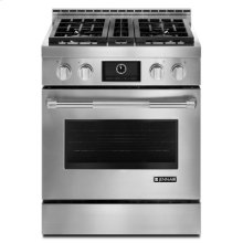 "Pro-Style® 30"" Gas Range with MultiMode® Convection"
