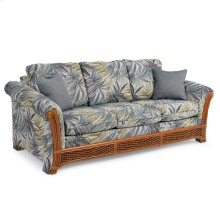 Queen Sleeper Sofa Pecan Glaze 683Q