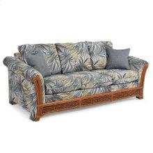 Queen Sleeper Sofa Pecan Glaze 683Q