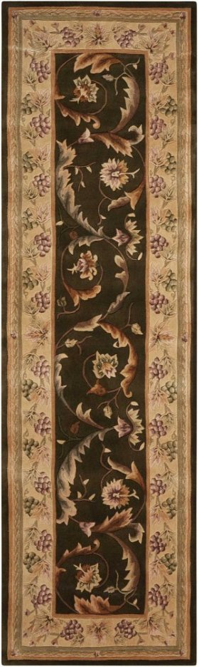 VERSAILLES PALACE VP01 OLIVE RUNNER 2'3'' x 8'