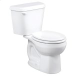 American StandardColony Round Front Toilet - 10 Inch Rough-in - 1.6 gpf - White