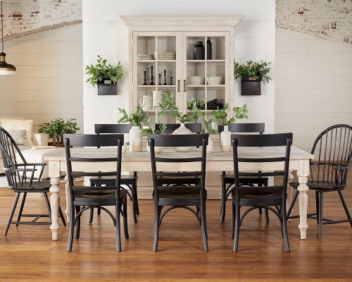 Feather Prairie Dining Table
