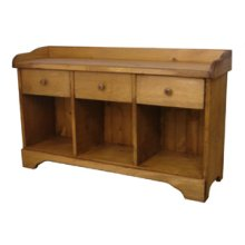 Cubby Console