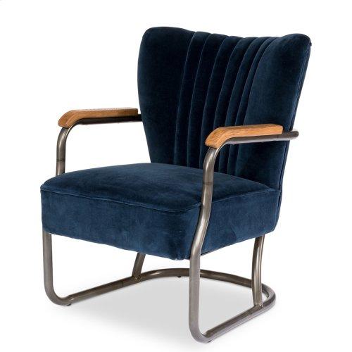 Laguna Arm Chair, Blue