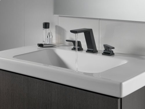 3599lfblmpu In Matte Black By Delta Faucet Company In Anaheim Ca