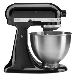KitchenaidClassic™ Series 4.5 Quart Tilt-Head Stand Mixer - Onyx Black
