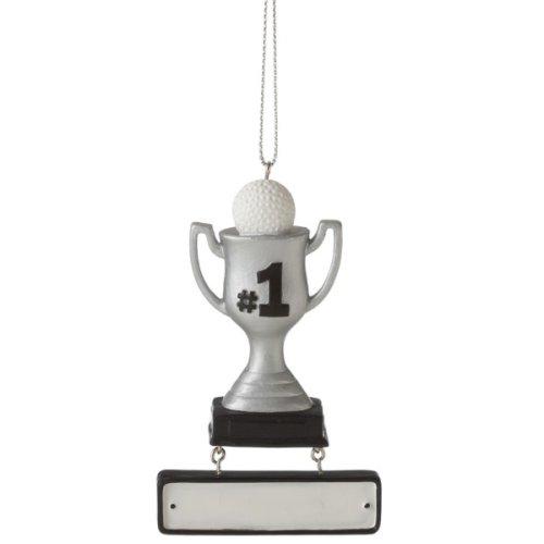 Golf Trophy Ornament