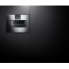 Gaggenau 400 Series 400 Series Speed Microwave Oven Stainless Steel-Backed Full Glass Door Right-Hinged Controls On Top