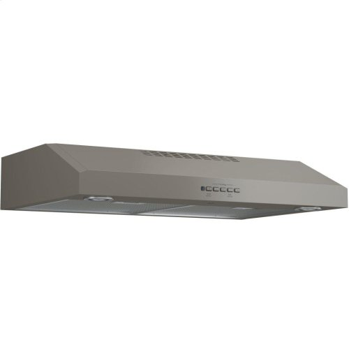 """GE® 30"""" Under The Cabinet Hood"""