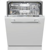 G 7156 SCVi - Fully integrated dishwasher XXL with 3D MultiFlex Tray for maximum convenience.
