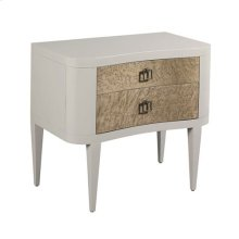 AD Modern Classics Watson Two Drawer Nightstand
