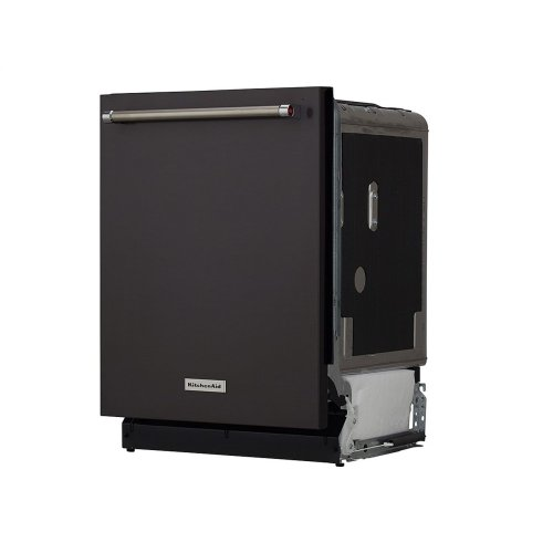 39 DBA Dishwasher with Fan-Enabled ProDry System and PrintShield Finish - Black Stainless Steel with PrintShield™ Finish