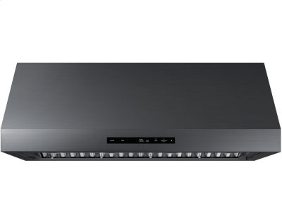 """36"""" Wall Hood, Graphite Stainless Steel Product Image"""