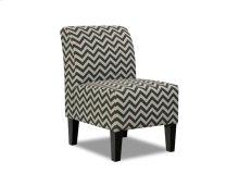 Armless Accent Chair