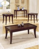 3-Piece Occasional Tables Cocktail Table: End Table: Product Image