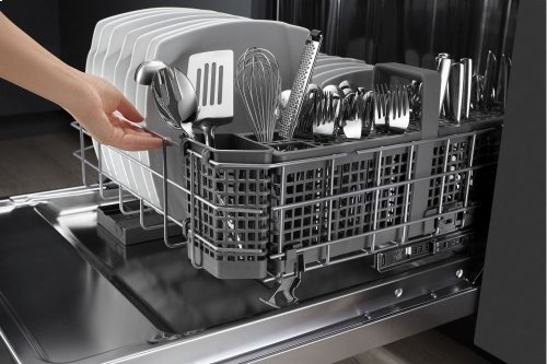 [CLEARANCE] 44 dBA Dishwasher with Dynamic Wash Arms - Stainless Steel. Clearance stock is sold on a first-come, first-served basis. Please call (717)299-5641 for product condition and availability.