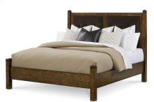Echo Park Queen Poster Bed Without Canopy