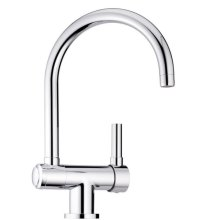 Single Lever Sink Mixer With Movable Spout