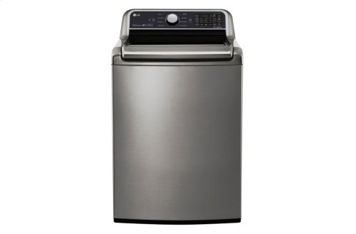 5.0 cu.ft. Mega Capacity Top Load Washer